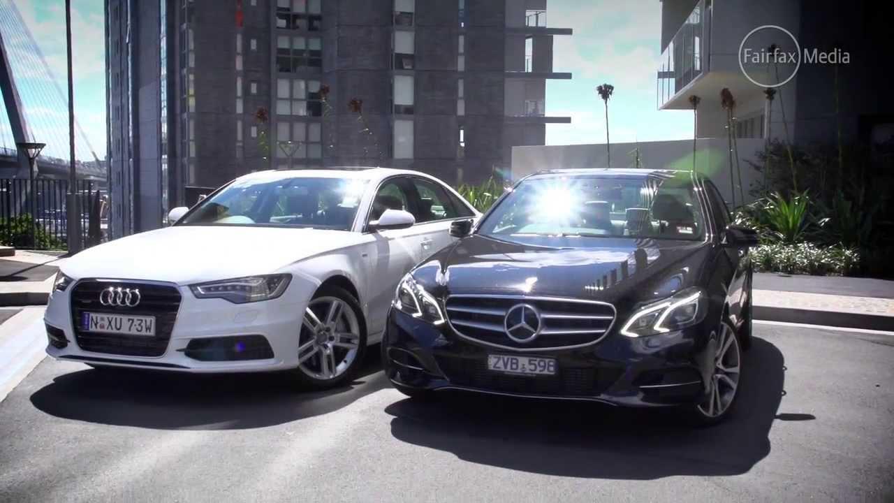 Audi A6 3 0 Tdi V Mercedes Benz E300 Bluetec Hybrid Luxury Drive Au You
