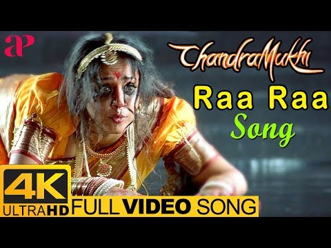 Raa Raa Full Video Song 4K | Chandramukhi Songs | Jyothika | Rajinikanth | AP International