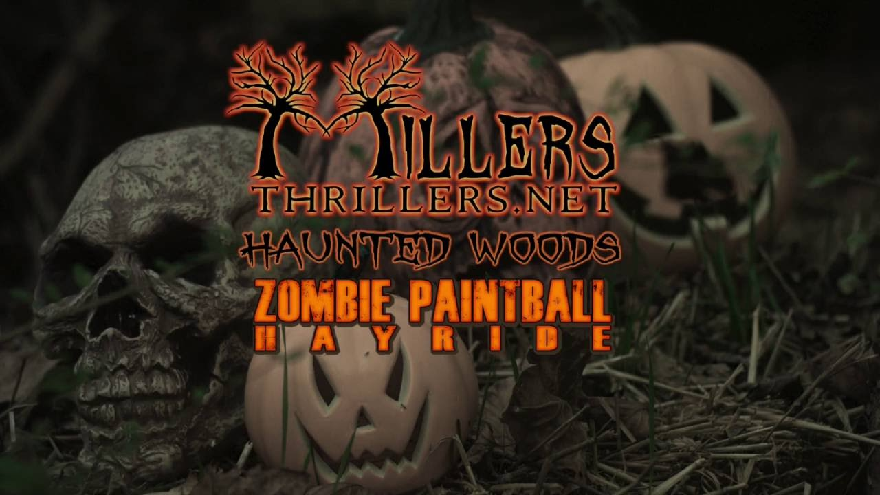 Millers Thrillers Haunted Woods tennessee