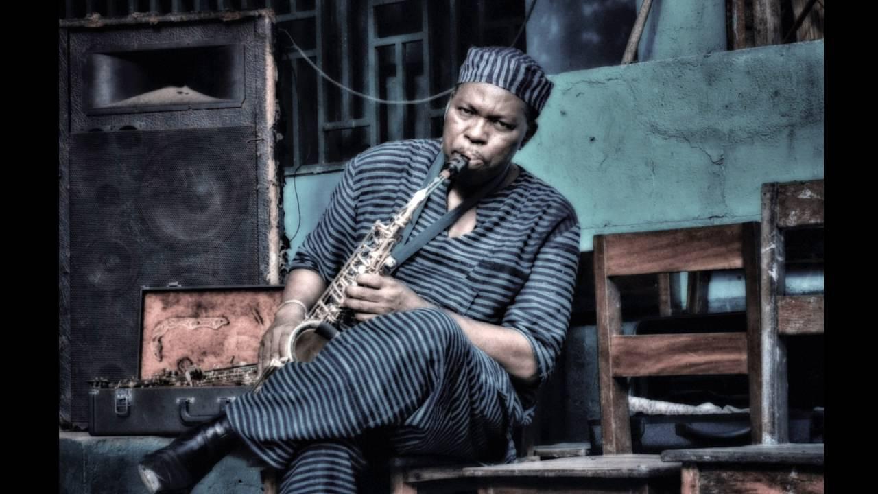 Café café - Mamadou Barry et Afro Groove Gang