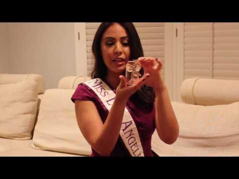 Former Miss LA California Adriana Michelle