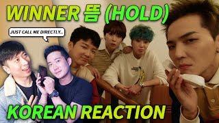 Download lagu 🔥(ENG) KOREAN RAPPER reaction to WINNER - 뜸(HOLD)🔥