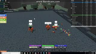 Roblox Field Of Battle Short: Oscar1lol vs TGREVILDARKLORD