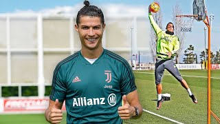 Cristiano Ronaldo Ridiculous Things in Training