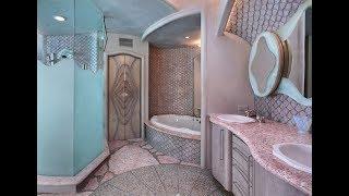 видео Необычная плитка для ванной — 5 шикарных идей