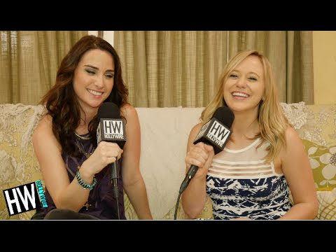 Stitchers' Allison Scagliotti Talks Favorite Moments On Set!  Hollywire