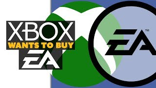 Xbox Wants to Buy EA? - The Know Game News