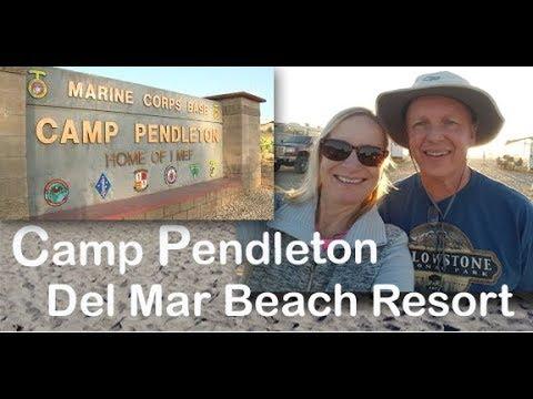 Camp Pendleton - Del Mar Beach Resort Review