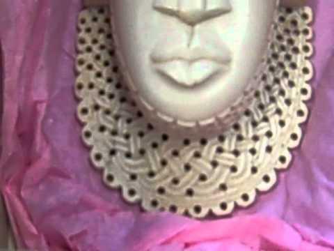 queen idia mask