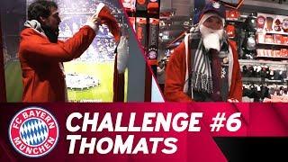 ThoMats #6 | Dress-Up Challenge | Müller vs. Hummels - Christmas Edition 🎅