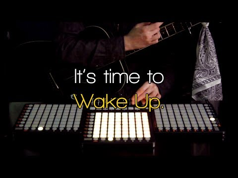 Nev Plays: Avicii  Wake Me Up Launchpad  Acoustic Guitar
