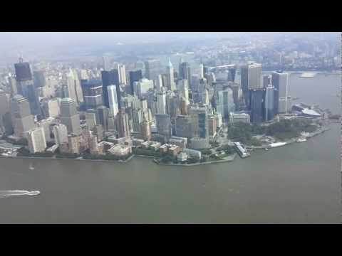 Survol de Manhattan