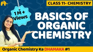 Organic Chemistry Class 11 | Chapter 12 NCERT CBSE NEET JEE #1