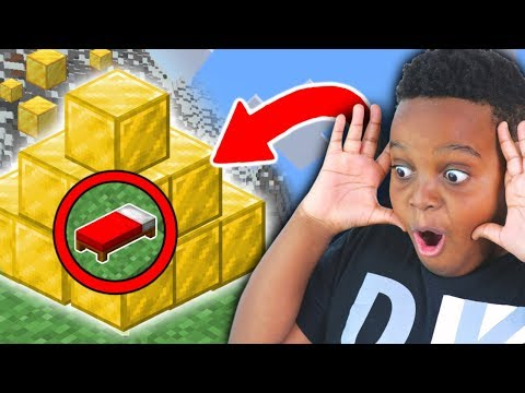 EXTREME MINECRAFT BED WARS GAME - Onyx Squad