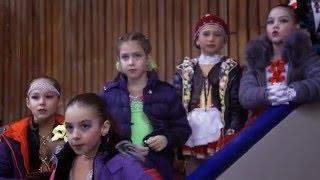 """Проект """"Дети на льду. Звёзды"""". Репортаж с кастинга, 2 часть"""