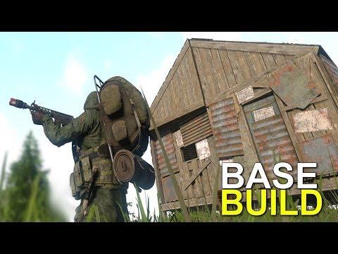 NEW BASE BUILDING LIKE RUST - MISCREATED 1.0 - EP.3