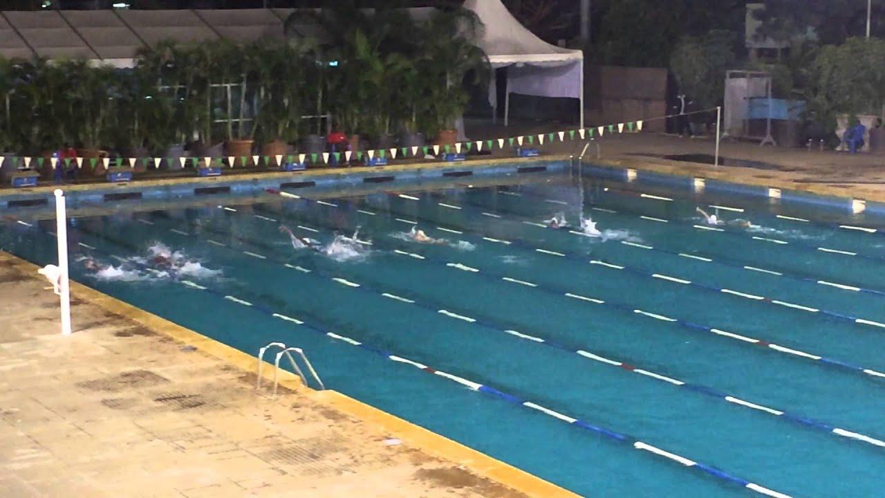 campeonato angolano de nata o piscina de 50 metros 100