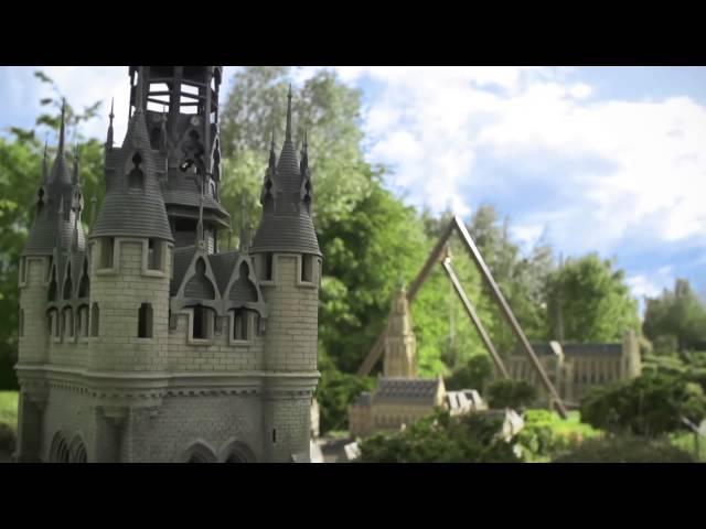 A la découverte de France Miniature