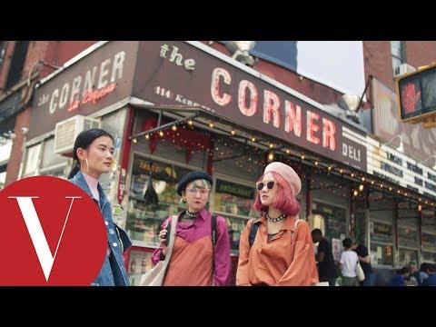 VOGUE客座編輯!旅美名模小花—蔡宜樺紐約帶路嚐美食|紐約時裝週