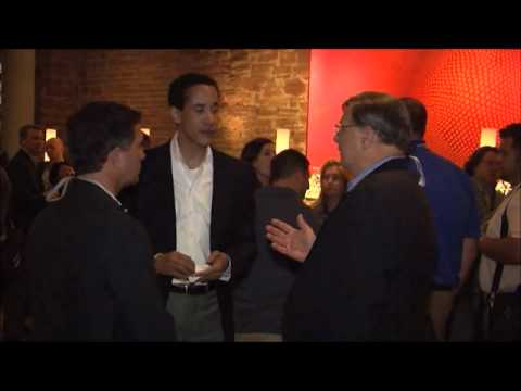 Dinner Reception Mixer at Inforum 2012 featuring CEO Charles Phillips