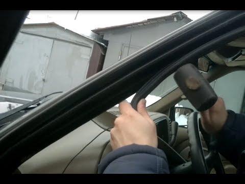 Опять замена дверных уплотнителей -вариант 2108 Балаково