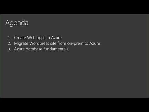 Develop and deploy popular Web apps using Azure Database for