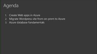 Develop and deploy popular Web apps using Azure Database for MySQL and PostgreSQL