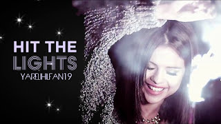 Repeat youtube video Hit The Lights - Selena Gomez (Official Lyric Video)