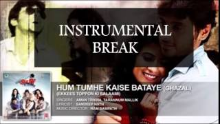 LYRICS-Hum Tumhe Kaise Bataye Song (Ekkees Toppon Ki Salaami)