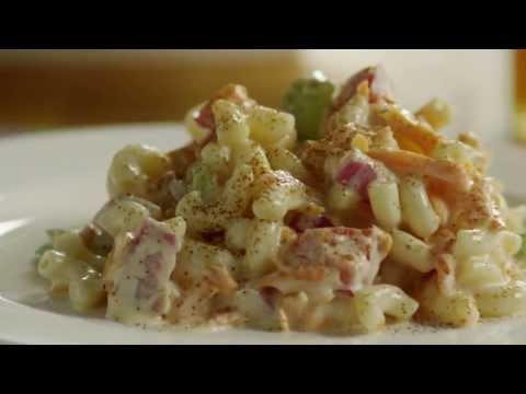 Salad Recipe - How to Make Macaroni Salad