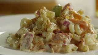 Salad Recipe - How To Make Macaroni Salad