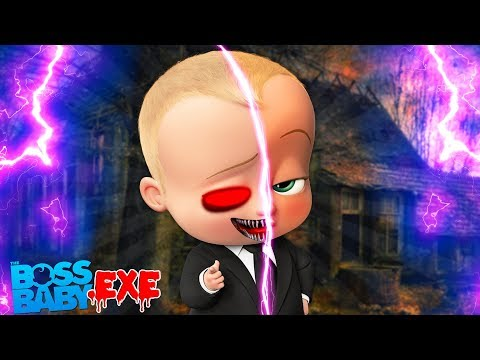 Minecraft .EXE - THE BEGINNING OF THE BOSS BABY.EXE & HOW HE WAS CREATED!!