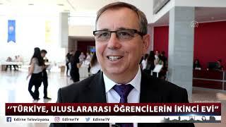 ''TÜRKİYE, ULUSLARARASI ÖĞRENCİLERİN İKİNCİ EVİ''