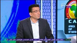 Can 2017 - محمد السباعي: هذا هو حكم مباراة النهائي بين مصر والكاميرون
