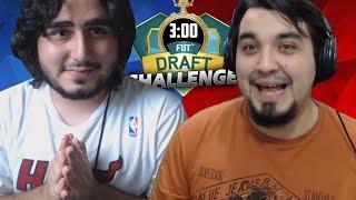 EL MEJOR FUT DRAFT EN 3 MINUTOS! - FUT DRAFT CHALLANGE VS PATOSUPERSHOW - FIFA 16