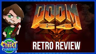 Doom 64 Retro Review: The Prequel to Doom 2016 - That Cybert Channel