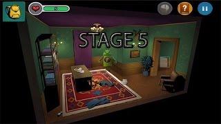 Doors & Rooms 3 Chapter 1 Stage 5 Walkthrough - D&R 3