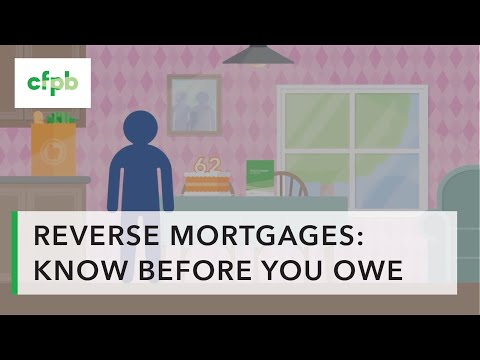 Reverse Mortgages: Know Before You Owe — consumerfinance.gov
