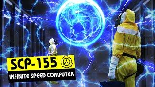 SCP-155 | Infinite Speed Computer (SCP Orientation)