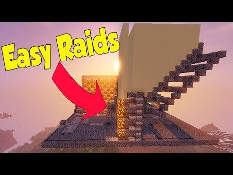 2 RAIDS IN 1 VIDEO ?!? ZONEMC MINECRAFT FACTIONS #3