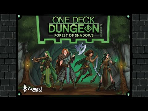 PA Presents:  One Deck Dungeon