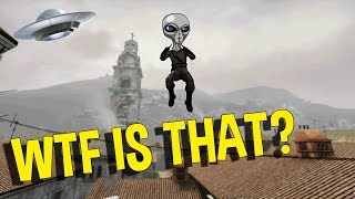 Cs:go silver funny moments - wtf alien glitch, story time, epic fails (funny moments)