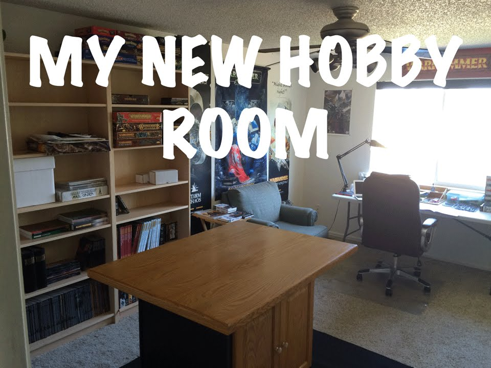 Hobby Room Design Ideas Part - 23: My New Hobby Room
