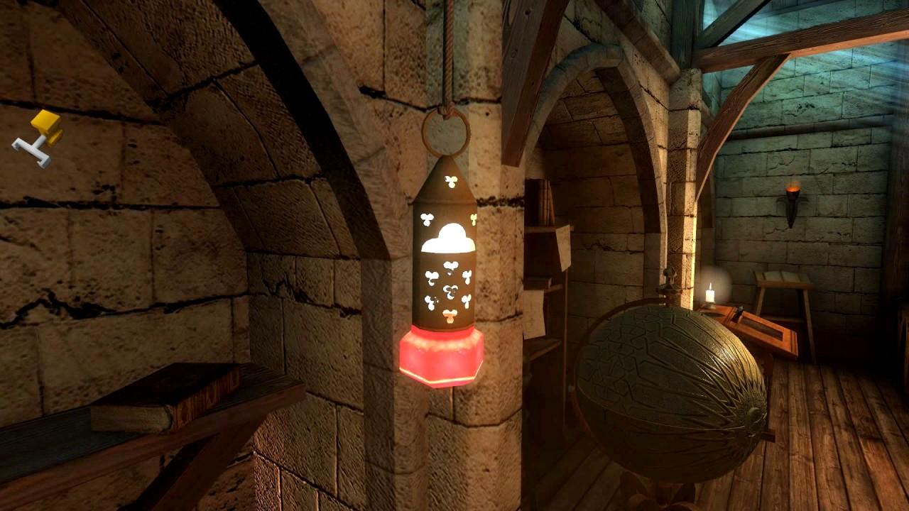 The House of Da Vinci | 3D multi-platform puzzle adventure game