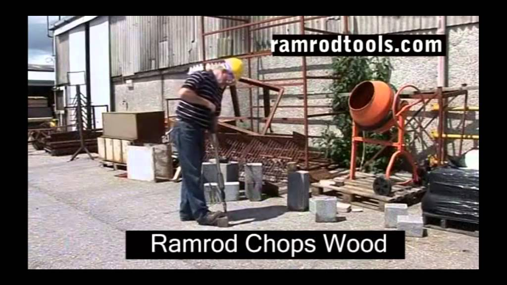 Blue collar ramrod