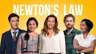Newton's Law: Extended Trailer