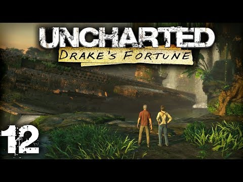 Let's Play Uncharted: Drake's Fortune | Uncharted: The Nathan Drake Collection (PS4) | Part 12