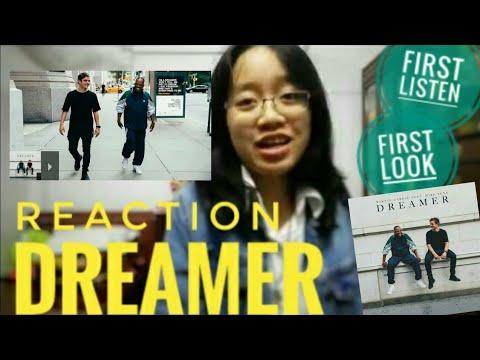 reaction: dreamer (Martin Garrix, Mike Yung) official video