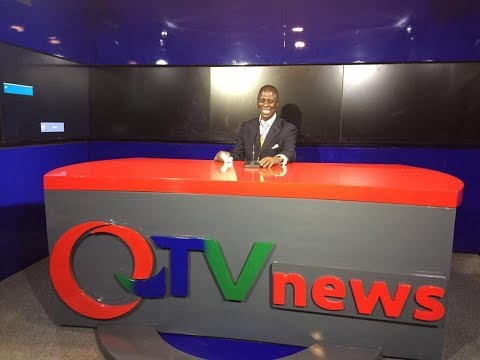 Gambia's 1st Private Television Station Launched - QTV