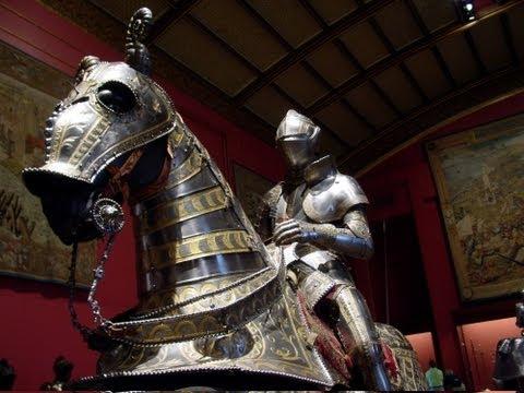 Spain - Royal Armory (La Real Armería) in Madrid